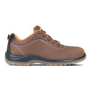 Pantofi de protectie - piele nubuk de bovina