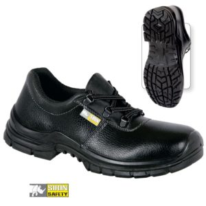 Pantofi de lucru - piele pigmentata de bovina
