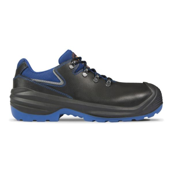 Pantofi de protectie - piele pigmentata de bovina