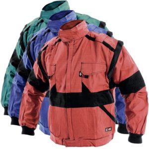 Jacheta de lucru din bumbac 100%