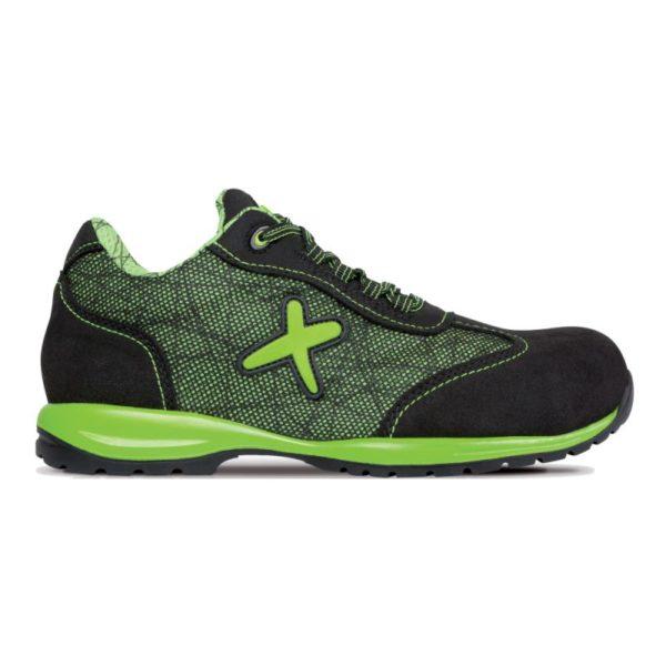 Pantofi de protectie - spalt sintetic ?i material textil