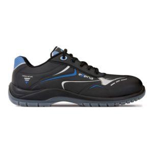 Pantofi de protectie - microfibra impermeabila obtinuta prin procedeu de inalta frecventa; bombeu compozit