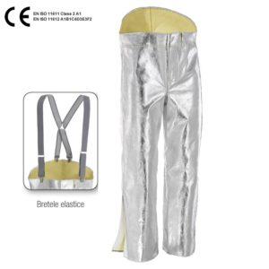 Pantaloni aluminizati