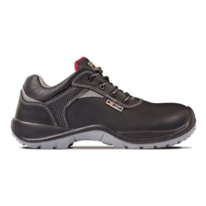 Pantofi de protectie - piele neteda de bovina