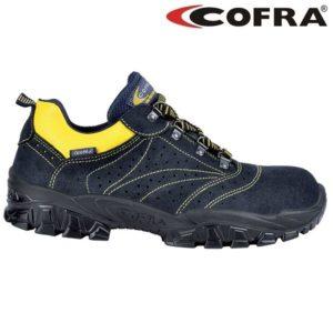 Pantof de protectie cu bombeu metalic NEW-ARNO S1 SRC