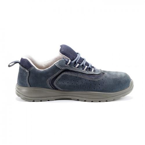 Pantof de protectie cu bombeu compozit ASHTON S1 SRC