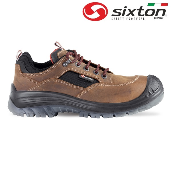 Pantof de protectie cu bombeu compozit si lamela antiperforatie NM