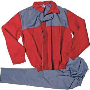 Costum salopeta MASTER (bluza+pantalon talie)