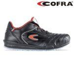 Pantof de protectie cu bombeu aluminiu si lamela antiperforatie NM