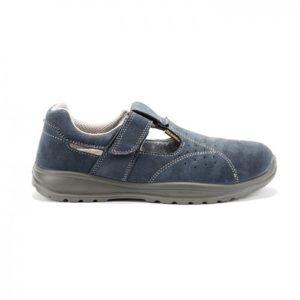 Sandale de protectie cu bombeu compozit AZURE S1 SRC